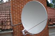Спутниковое телевидение в Алматы . Спутниковое