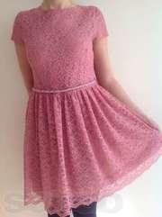 Коктейльное платье р-р 44