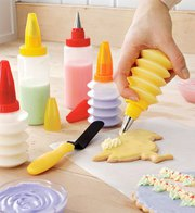 Набор для украшения тортов и выпечки код 43212