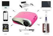 Портативный проектор для работы ,  презентаций,  офиса.