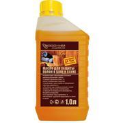 Масло для защиты полок бань и саун -1л