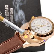 Кварцевые,  мужские часы,  зажигалка - стильный подарок