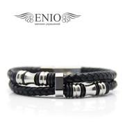 Мужские браслеты из кожи от интернет-магазина ENIO.