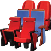 ПОСИДИМ: Театральные кресла.