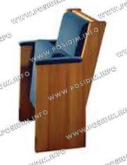 ПОСИДИМ: Кресла для конференц-залов. Артикул SPKZ-034