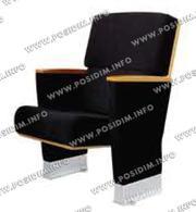 ПОСИДИМ: Кресла для конференц-залов. Артикул CHKZ-080