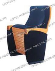 ПОСИДИМ: Кресла для конференц-залов. Артикул CHKZ-081