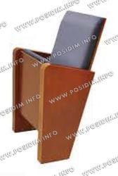 ПОСИДИМ: Кресла для конференц-залов. Артикул CHKZ-091