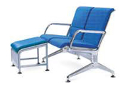 ПОСИДИМ: Кресла для зала ожидания. Артикул CHZO-006