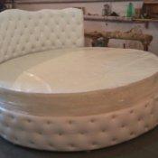 Круглая кровать «Принцесса»