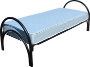Кровати двухъярусные,  кровати для рабочих,  кровати для гостиниц