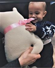 Детские мягкие игрушки Алматы